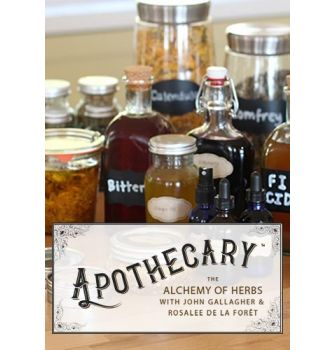Apothecary: The Alchemy of Herbs Online Course